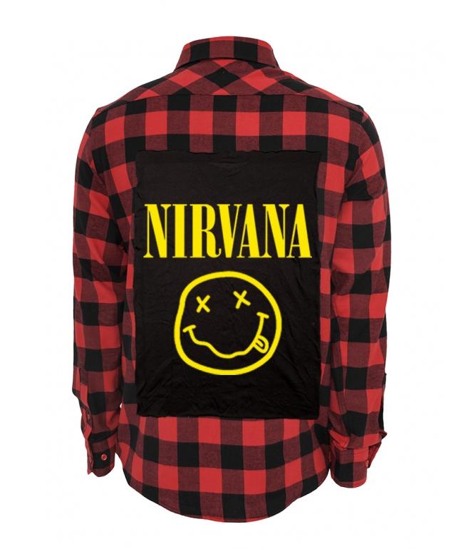 Camasa Nirvana Smile