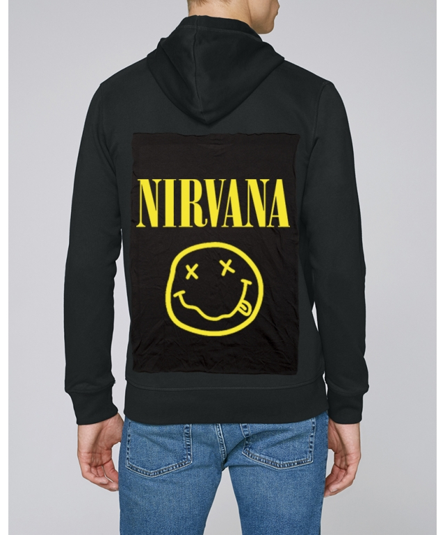 Hanorac Nirvana Smile