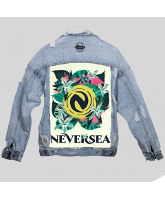 Geaca Neversea FLOWERS